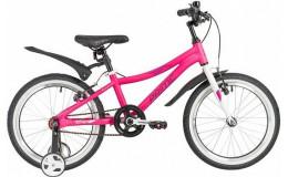 Велосипед 18' NOVATRACK PRIME розовый