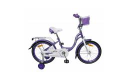Велосипед 16' Rook Belle, сиреневый KSB160VT