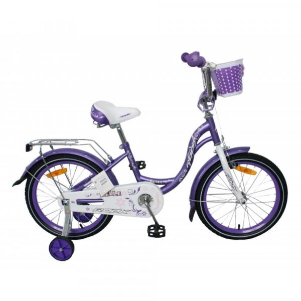 Детский велосипед 20' rook belle, сиреневый ksb200vt
