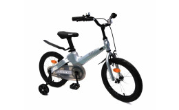 Велосипед 14' Rook Hope, серебристый KMH140SR