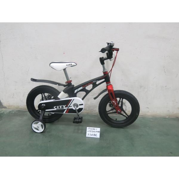 Детский велосипед 18' rook city, чёрный kmh180bk