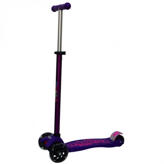 Самокат CITRON фиолетовый