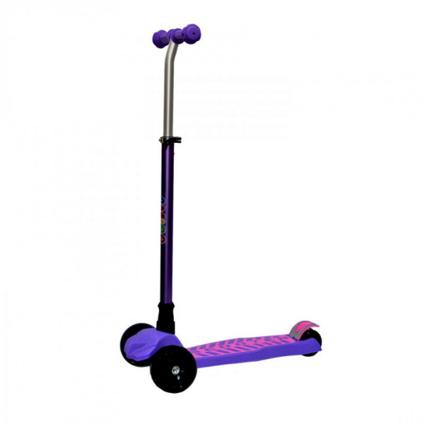 Самокат CHEETO фиолетовый