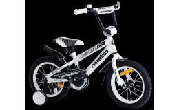 Велосипед 18' Nameless SPORT, белый/черный
