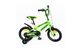 Велосипед 14' Rook Sprint, зелёный KSS140GN