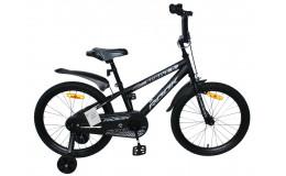 Детский велосипед 14' rook sprint, чёрный kss140bk