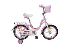 Велосипед 16' Rook Belle, розовый KSB160PK
