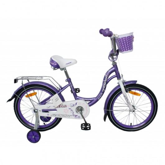 Детский велосипед 18' rook belle, сиреневый ksb180vt