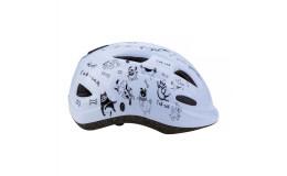 Шлем детский с регулировкой арт. VSH 7 dogs M