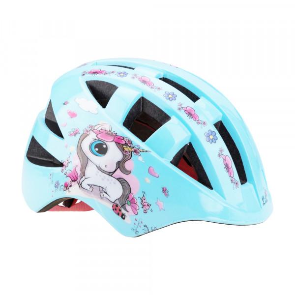 Шлем детский IN-MOLD с регулировкой арт. VSH 8 lili M
