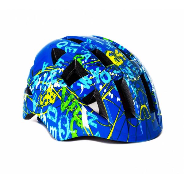 Шлем детский IN-MOLD с регулировкой арт. VSH 8 letters S