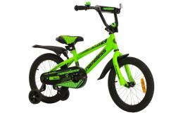 Велосипед 12' Nameless SPORT, желтый/черный