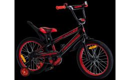 Велосипед 20' Nameless SPORT, черный/красный