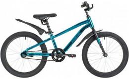 Велосипед 16' NOVATRACK PRIME синий металлик