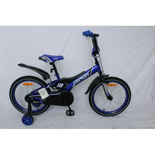 Детский велосипед 20' rook motard, синий, ksm200bu