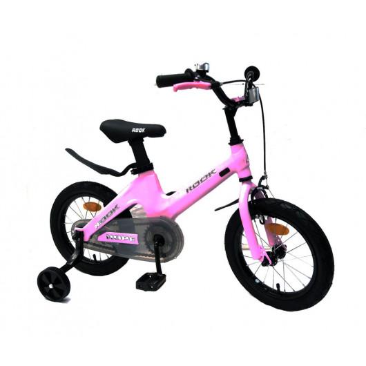 Детский велосипед 20' rook hope, розовый kmh200pk