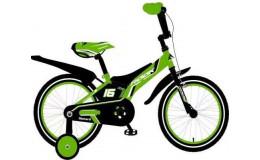 Велосипед 16' Rook Motard, зелёный, KSM160GN